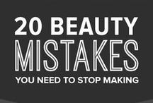 Beauty Tips / Beauty Tips Just For You Dear!
