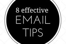 Email Tips For Small Business / Email tips and facts to help small businesses with their emailing needs.