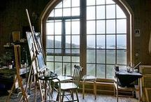 Studio | Workspace / A place to set your thoughts free