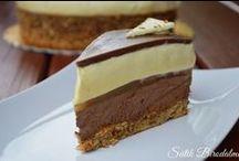 Édesség és torta receptek