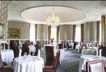 Inside the Duke of Cornwall Hotel