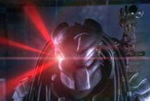 Predator World / Des images diverses des créatures des films Predator et Alien.