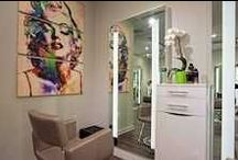 Mirror, Mirror on the Wall... / Beautiful Styling Stations and Mirrors to make your salon Stand Out Of the Crowd!