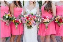 KRP | BRIDESMAIDS / Color, Style + Dress Inspiration for the Girls