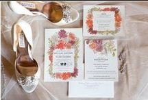 KRP | BRIDE DETAILS / All the pretty details for a Brides dream day