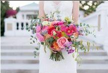 KRP | BRIDAL BOUQUETS / Flower inspiration for the Bride's Bouquet