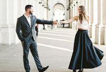 BRIDE + GROOM - INSPIRATION