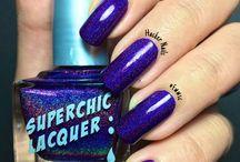 My own nails! / Hackernails.com