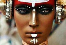 Tribus / Ethnique Inspiration