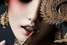 Geisha Inspiration