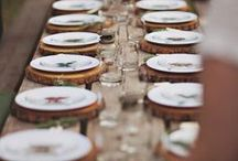 Home - Tablesettings / by Ine (Honey, Vegetables?)