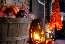 HaLL0WEeN ~N~ FAll Decor .. / by Debbie Deligiannis