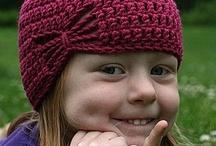 Knit/Crochet - Hats / #crochet #knitting #hats / by Mystikfish