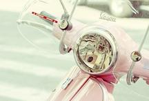 Roze / Niet alleen door een roze bril, maar heel je leven in het roze.....dan wordt het nooit kil