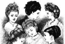 Victorian/Edwardian hair