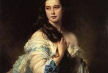 19 century - portrait