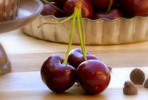 Cherries. My favourite :) / Recipes of all kinds that include cherries