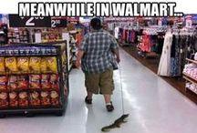 Walmart and Awkwards / by Esmee Luchtenburg