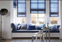 Moois voor je raam - Windowstyling | Verf & Wand / Wat kies je voor je raam? #Gordijnen, #Shutters, #Rolgordijnen, #Plisségordijnen of een #duorolgordijn. Wij maken alles voor je op maat. En adviseren wat het beste aansluit bij je eigen woonsmaak en wensen. #Windowstyling