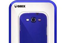 Geex Samsung Galaxy S3 Case - Chromatic Collection