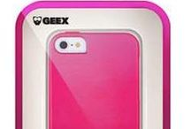 Geex iPhone 5 5S Cases - Tango Collection