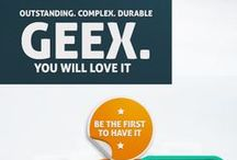 Geex World / Perfection by Geex... for the geek inside you!