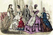 1860s fashion