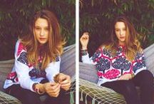Taissa Farmiga / Outfit / Hair / Makeup