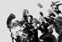 Superheroes all marvelous 8) / ...Cause I still believe in heroes ♡♥♡