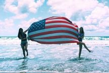 fourth of july / red, white, and blue themed things / by abby