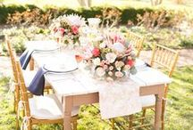 Inspire | Entertaining / Dinner party's to picnics we love entertaining our friends and family. Here are some great ideas to make it special.