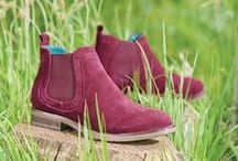 Autumn Style / Discover gorgeously rich colours, soft suede, and beautiful leathers from the Moshulu autumn collection