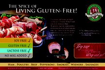 Grimm's Fine Foods / Grimm's Fine Foods' selection of more than 50 gluten-, lactose- and soy-free premium meat products combine European tradition with the needs of their most discerning customers!