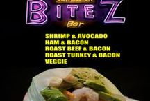Bitez Sandwich & Espresso Bar / The very best in gluten-free sandwiches and wraps using only the freshest local products. Prepared according to strict celiac-safe protocol!