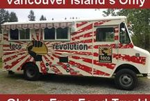 Taco Revolution 100% Gluten-Free Food Truck, Vancouver Island / From Mexico City to a street near you – the Taco Revolution is here, there and everywhere on Vancouver Island!  Every item is handmade from scratch … and sourced to be gluten free! No gluten is allowed on the Food Truck - Full Stop! Tacos so good celiacs will want them every day. Join the true north 'GLUTEN FREE' Taco Revolution!