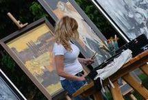 Ewelina Dobron- Paintings