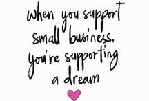 Why Shop Small, Shop Local & Shop Handmade? / Ever wonder what kind of impact you have by shopping small, local handmade sellers?