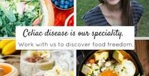 """Selena De Vries, Celiac Dietitian / """"As someone living with celiac disease, I understand how you feel. My diagnosis inspired me to become a Registered Dietitian who specializes in supporting celiacs. I am here to help!"""""""