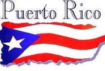 Puerto Rico  / by Nancy Badillo