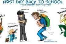 First Day Of School / by Nancy Badillo
