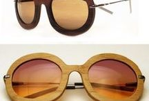 SHADES OF COOL / Chic sunglasses made from sustainable materials.