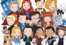 DOO WEE OOOOH / DOCTOR WHO THE MOST AWESOMEST SHOW EVER (next to Sherlock and supernatural) / by Hannie Dope