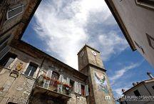 Castell'Azzara (Grosseto - Tuscany)