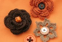 Crochet for scrapbooking
