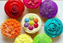 Sweet inspiration ~ Cupcakes / Simply delicious!