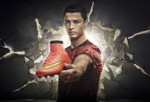Mercurial Superfly / World's best player Cristiano Ronaldo inspires Nike's fastest boot ever.