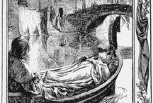 Dora Curtis: Stories of King Arthur.