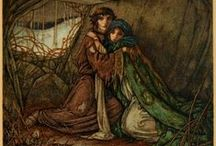 """Maurice Lalau  """"The romance of Tristram and Iseult"""""""