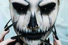 Halloween / Halloween -Face Paint -Decorations etc...