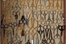 Scissors... / Nożyczki